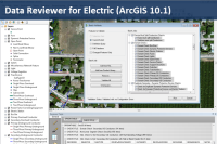Data Reviewer for Electric (ArcGIS 10.1)