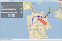 Point-to-point routing in ArcGIS Runtime for WPF