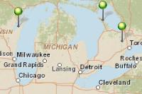 Michigan and Glaciers