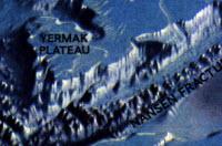 1971 Arctic Ocean Floor Map