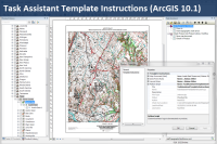 Task Assistant Template Instructions (ArcGIS 10.1)