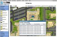 WebTMA GIS Module