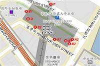 Hong Kong Street Map