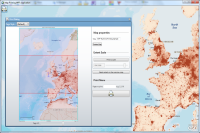 WPF: Map Printing sample for ArcGIS Runtime SDK for WPF