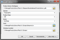 Manage Product Library Files (ArcGIS 10.1)