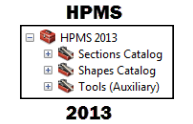 HPMS 2013 Geoprocessing Models
