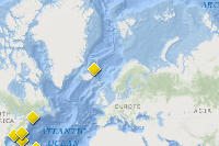 Map: OAP Funded Moorings