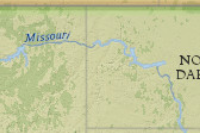 Williston Basin Elevation