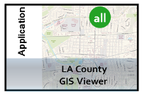 LA County GIS Viewer