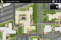 Campus Place Finder