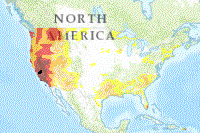US Drought Map | August 17, 2015