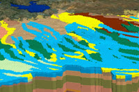 2010: Arc Hydro Groundwater Simulation Component and MODFLOW Data Model