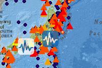 Trzęsienia ziemi w Japonii