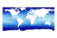 Température des océans en surface