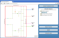 Schematics Diagrams Viewer Web Application - ArcGIS API for Silverlight 2.4