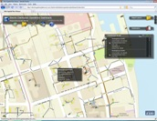 Electric Distribution Operations Dashboard for ArcGIS 9.3