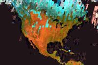 Landsat 8 Views over USA