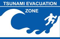 Tsunami Evacuation Zones