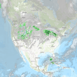 The Weather Company Current Global Doppler Radar and