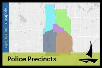Minneapolis Police Precincts