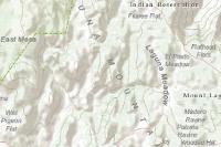 Cleveland National Forest mountain biking trails
