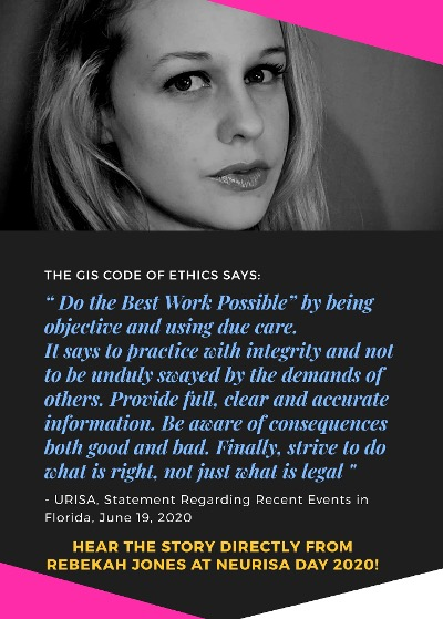 Rebekah Jones The COVID Monitor