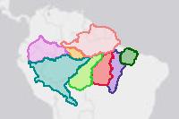 Base Map w/ Amazonia AOE shp files