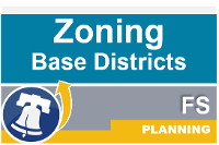Planning zoning base districts