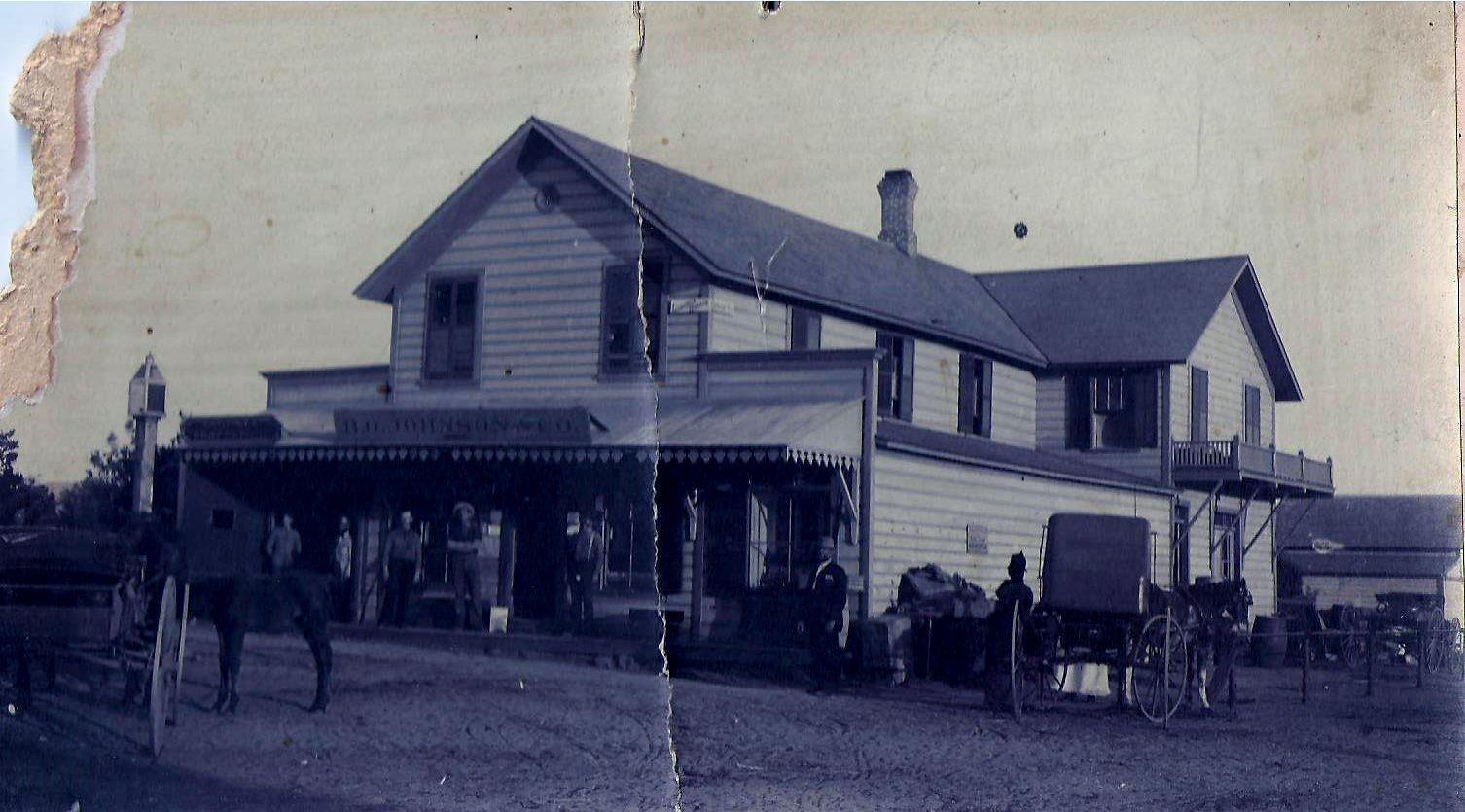 At Laurel Tavern Watching Former Packer >> Redlands Historical Timeline Story Map