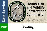 Florida West Coast Intracoastal Waterway Map.Intracoastal Waterway West Coast Florida Florida Fish And Wildlife
