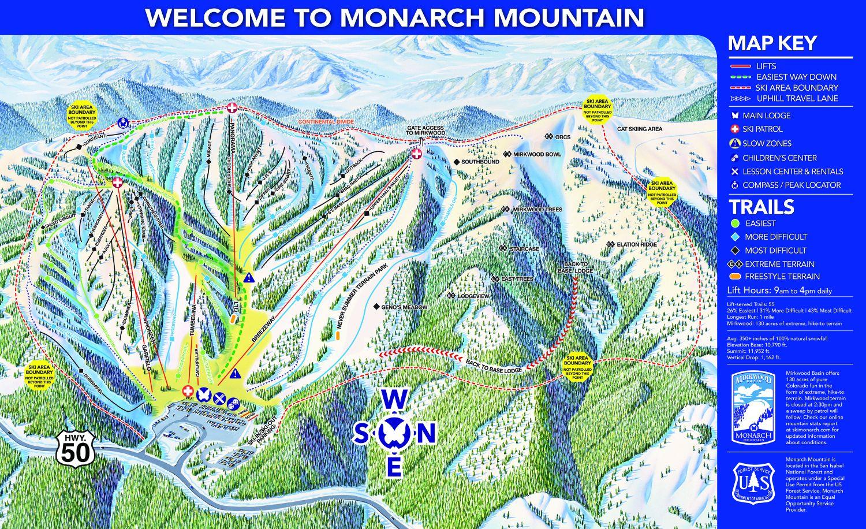 Colorado Ski Destinations