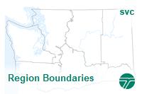 Regionboundaries svc