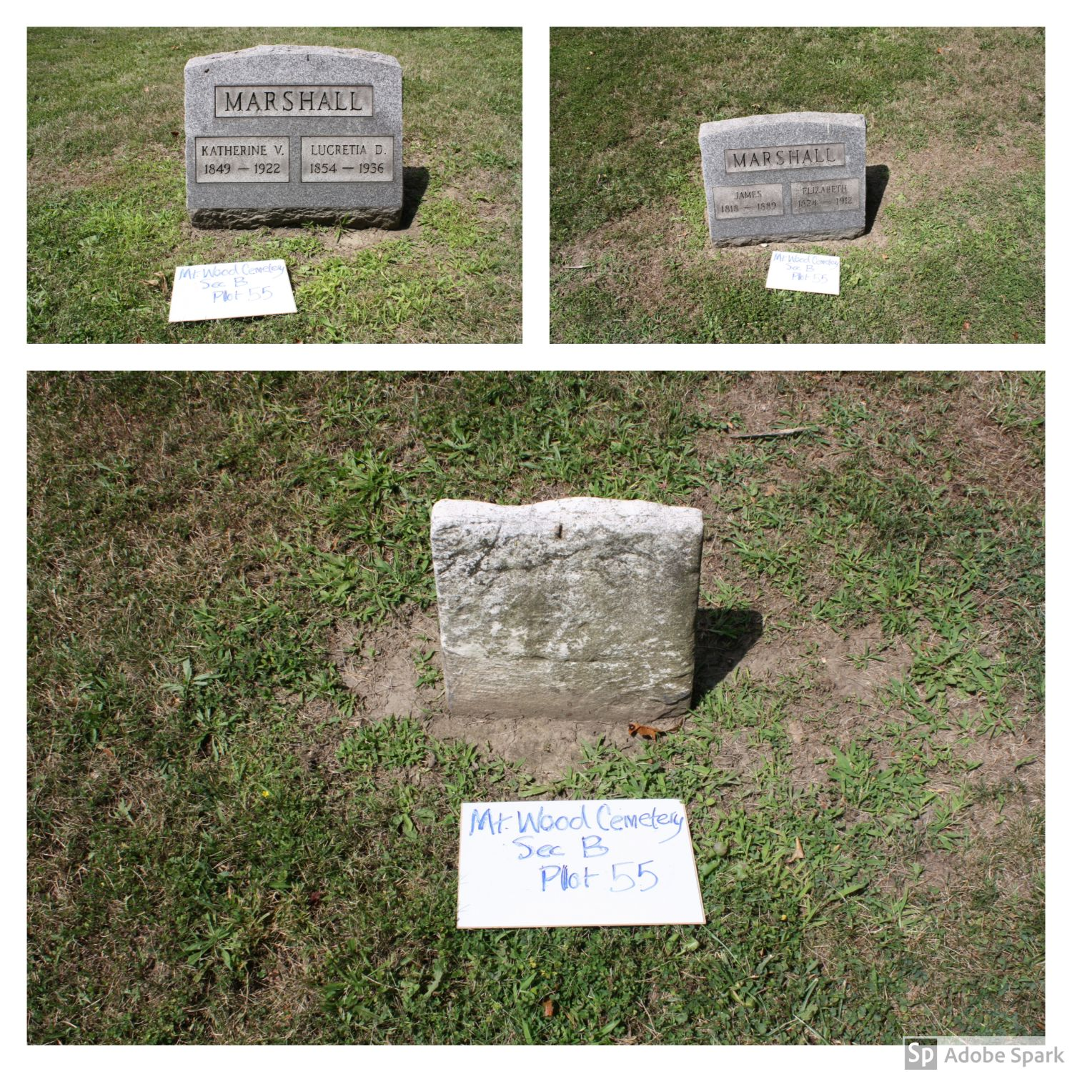 MT  WOOD CEMETERY: SECTION B