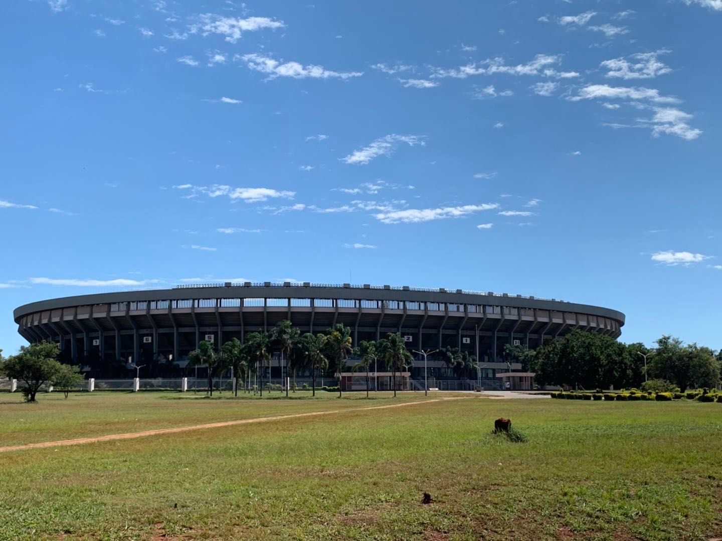 National Sports Stadium