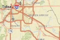 City of Broken Arrow Base Map