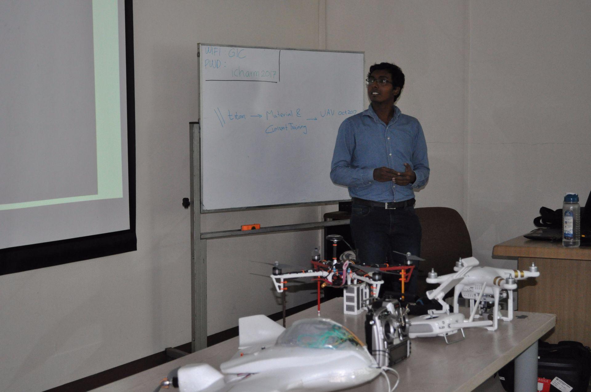 Drone Activities
