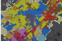San Marcos, Texas Planning and Zoning Map on 123 san marcos texas map, prospect park san marcos map, downtown san marcos tx map, float the river san marcos tx map, austin city map, blanco river san marcos tx map,