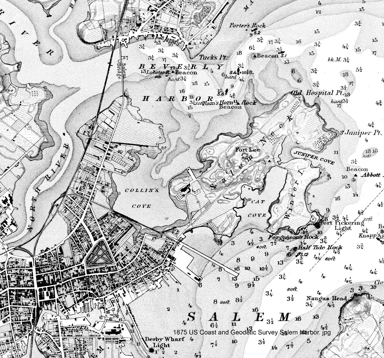 A Living Sline: Collins Cove on west oregon map, salem witch trials map, salem new york, salem illinois, salem oregon, salem state map,