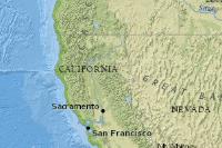 Rockhounding California Map.Gem Sites Of Northern California