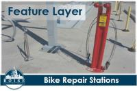 Boise parks bike repair stations
