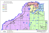 Final approved 2012 commissioner district map