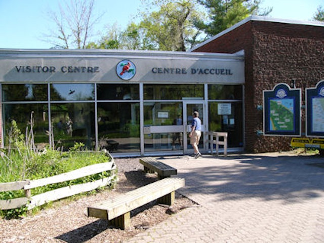Point Pelee Canadian National Park