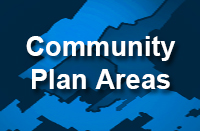 Opendata community plan areas