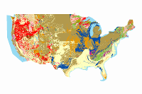 The State Geologic Map Compilation (SGMC) Geodatabase of the