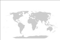 Robinson projection basemap