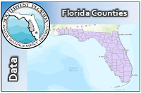 Florida Counties | Official State of Florida Geographic Data