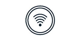 Experiential icons  wifi