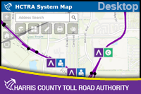HCTRA System Map - Desktop on harris county road map, katy tollway, fry rd to 290 map, katy freeway toll road, bissonnet and 59 south map, 99 tollway map, katy railroad map, 10 freeway map, katy park map,