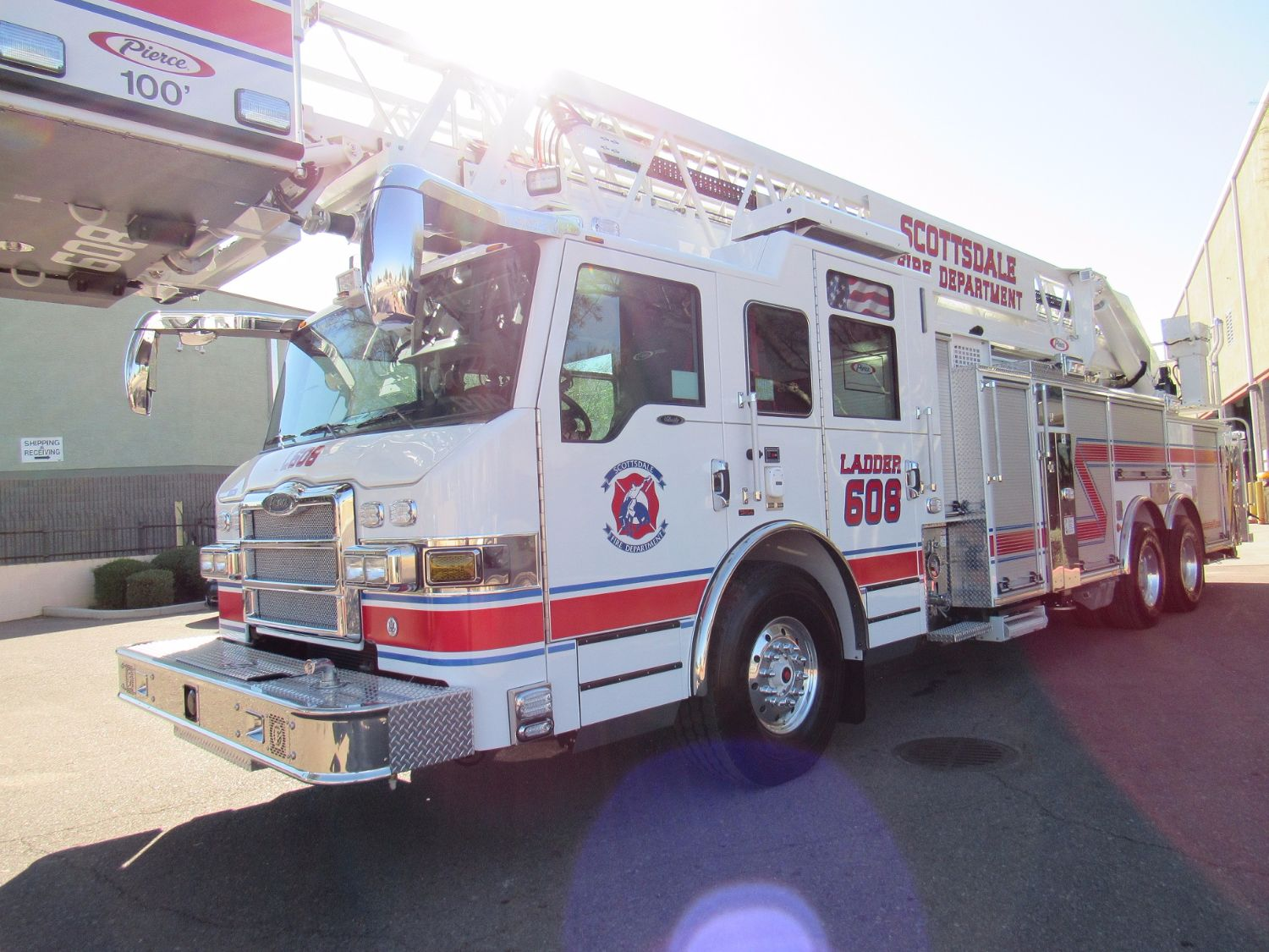 City of Scottsdale - Fire Station Locations