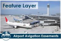 Airport avigation easements